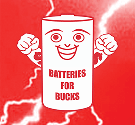 Battery, Fundraising, Idea