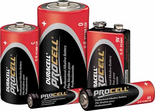 Battery Fundraiser Duracell® Unique Fundraising Ideas