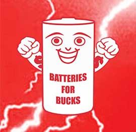Battery Fundraiser Unique Fundraising Ideas