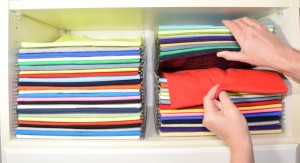 EZSTAX Organizes Closets